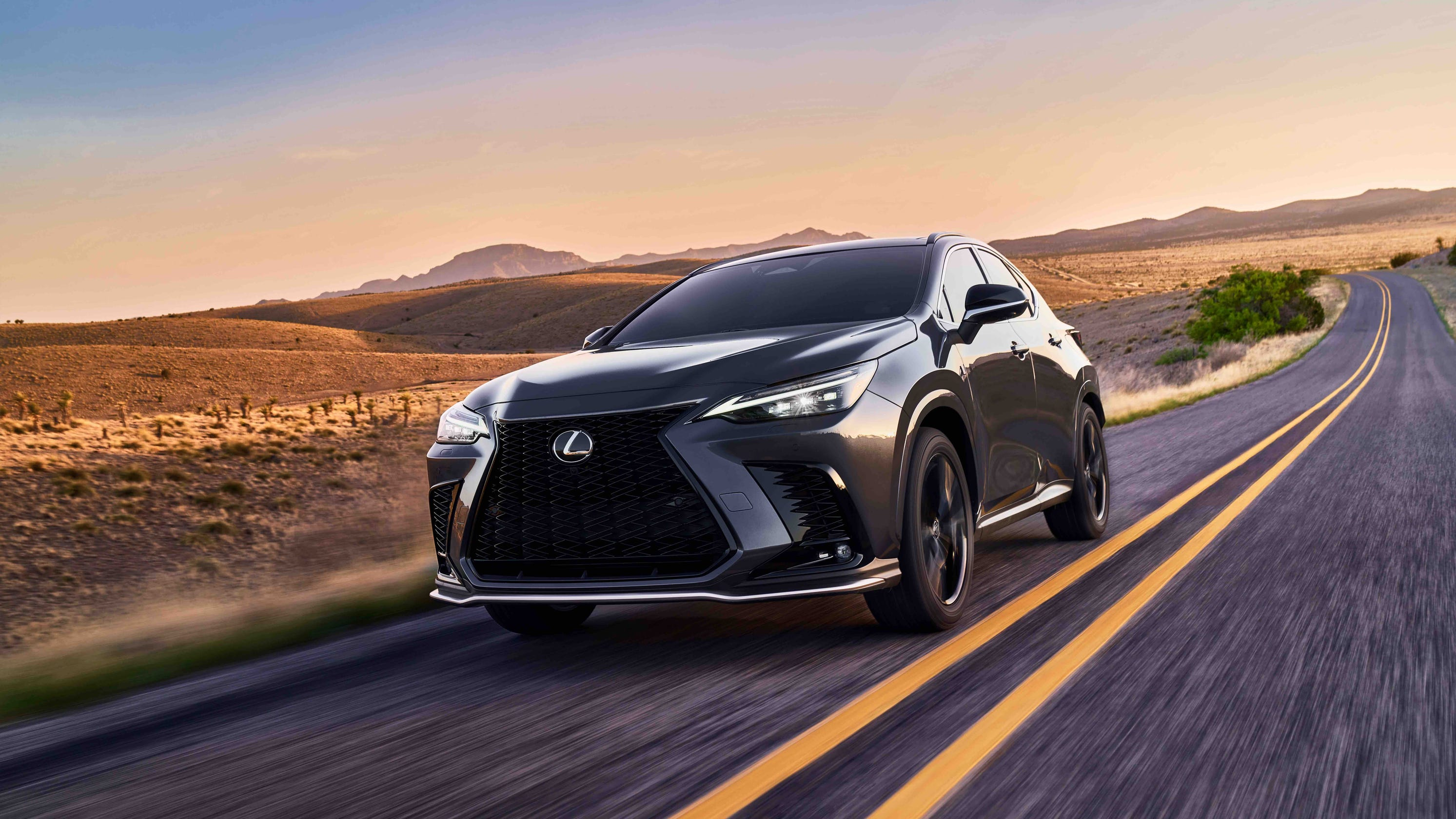 2022 Lexus NX compact SUV debuts new infotainment system, uses cloud-based navigation