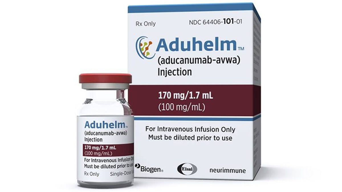 Medicare copays for new Alzheimer's drug could reach $11,500 1