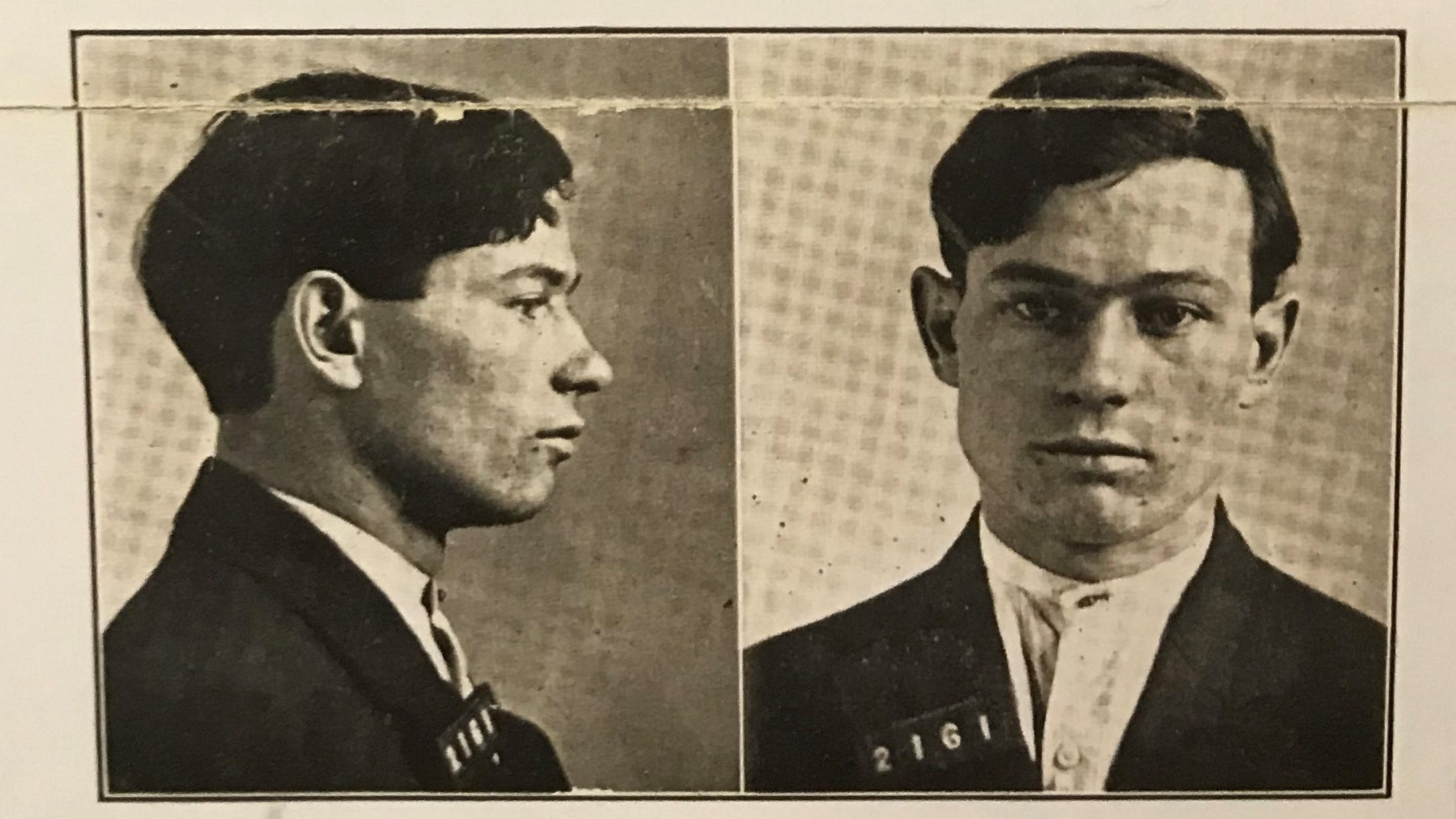 Elmira police chief murdered in 1915; one suspect was never caught