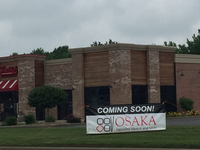 A Japanese restaurant could be coming soon to Evansville's West Side.