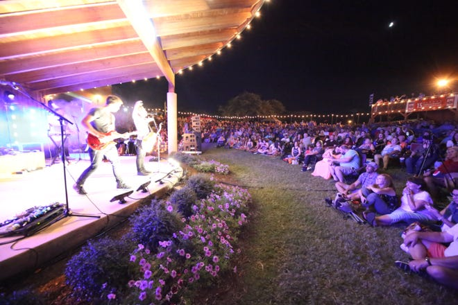 Live music will return to Downtown Jackson in July with The AMP's summer concert series.