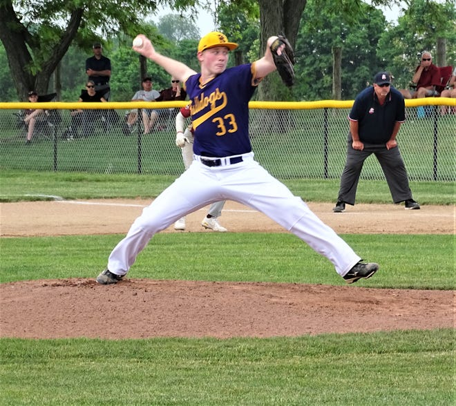 Bloom-Carroll senior Joshua Moore named Division II first team All-Ohio by the Ohio High School Baseball coaches Association.