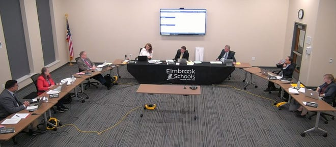 The Elmbrook School Board discussed the proposed equity principles during a nearly 5-hour meeting Tuesday night.