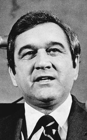 Tennessee Governor Ray Blanton in 1979