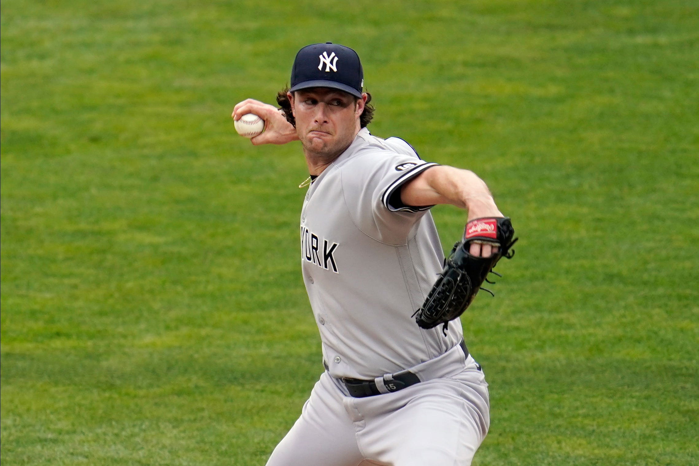 New York Yankees' Gerrit Cole silences Josh Donaldson, Minnesota Twins
