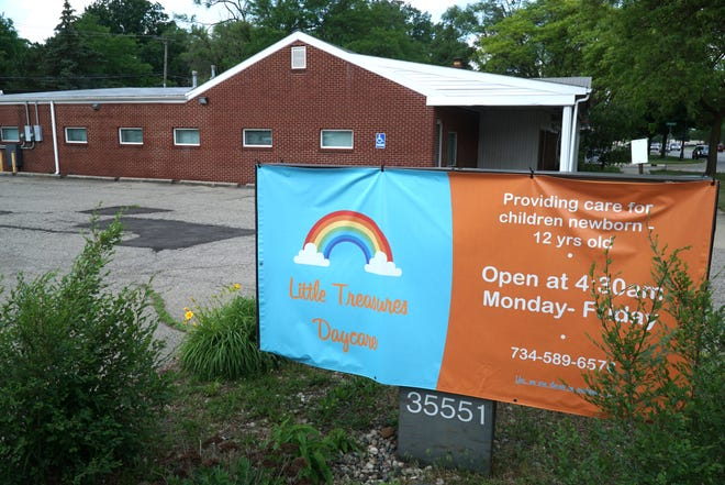 Little Treasures Daycare is looking to relocate from their current location to this vacant building at 35551 Ford Road in Westland.