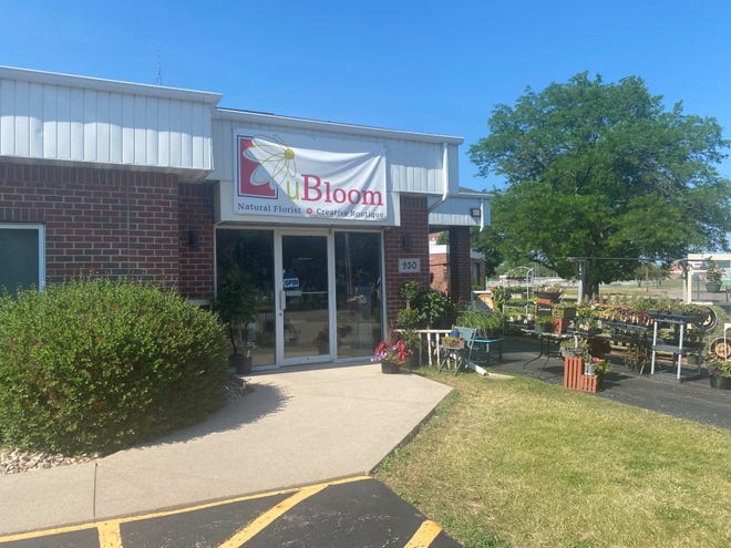 UBloom, a garden center, opened at 930 Witzel Ave.