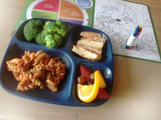 At Pita Jungle on Tuesdays kids get a free meal with the purchase of an entree.