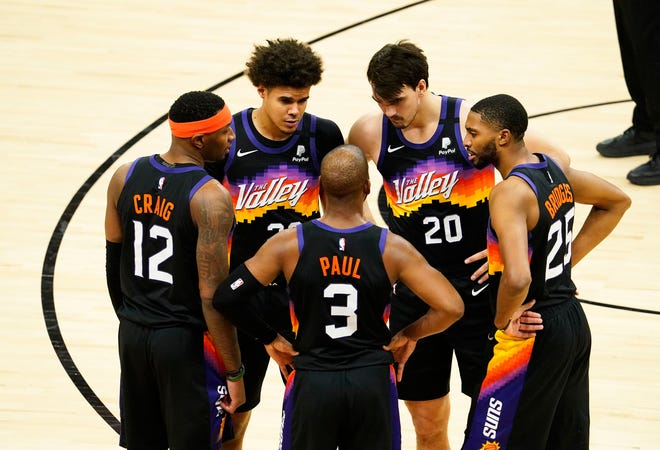 How Suns would look without Chris Paul to open Western Conference Finals