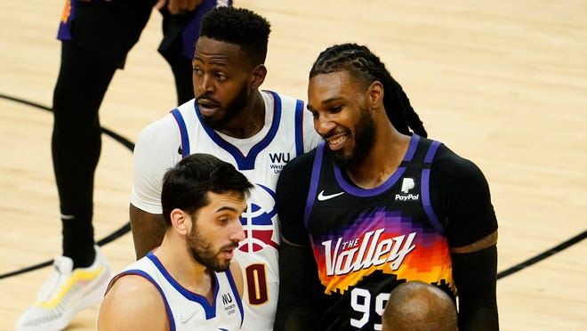 Phoenix Suns embarrass Denver Nuggets in 123-98 Game 2 win