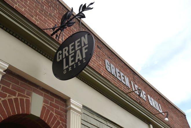 The Green Leaf Grill is gearing up to reopen after a year and a half hiatus due to COVID-19.