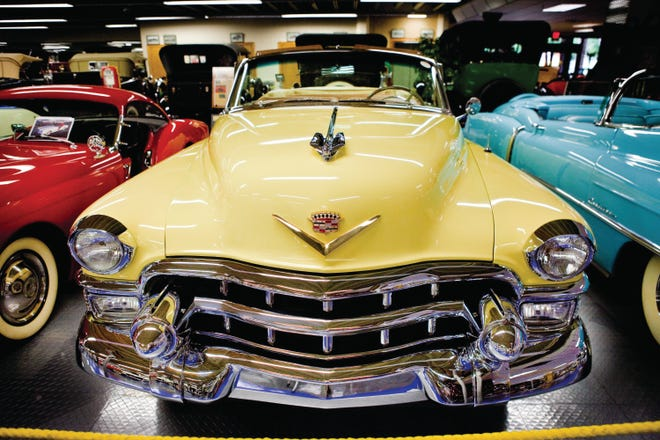 """Tallahassee Automobile Museum is on the June """"bucket list."""""""