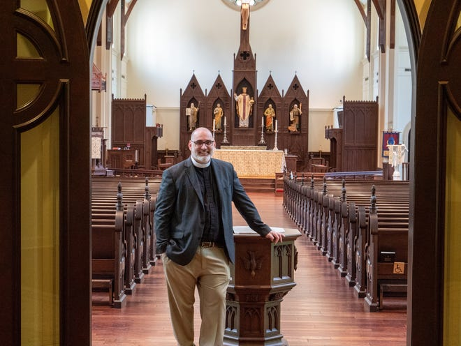 On June 20, 2021, The Very Reverend Marcus Kaiser, Sr. will take on the dual roles of Dean of the Cathedral, as well as the duties of a parish Rector at St. Peter's Anglican Cathedral on Thomasville Road.