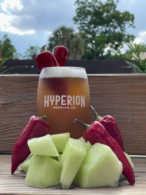 Hyperion will be pouring at the Tallahassee Beer Festival on Aug. 28.