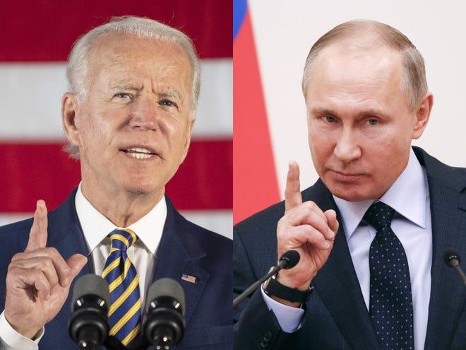President Joe Biden will hold a one-on-one meeting with Russian President Vladimir Putin in Geneva, Switzerland, on June 16.