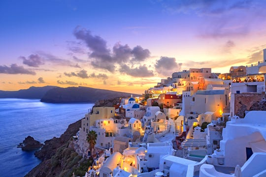 Tourism-related Greece began opening to U.S. travelers back in April.  All visitors must present a vaccination certificate or a negative PCR test and complete a passenger location form on their plans in Greece.