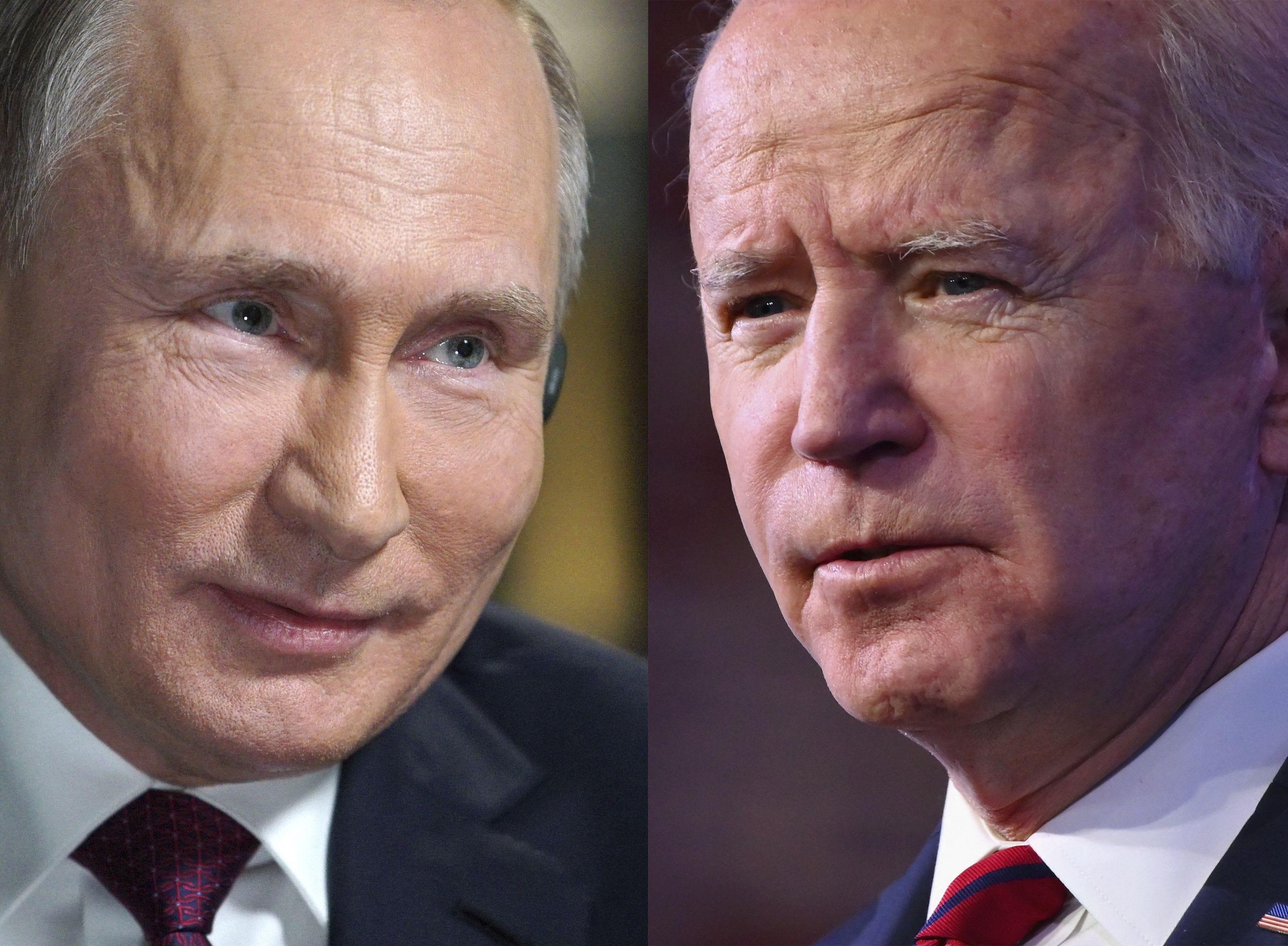 Joe Biden set for Geneva showdown with Vladimir Putin after European tour of allies