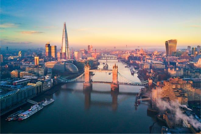 El Reino Unido debe estar aislado durante 10 días a la llegada de los estadounidenses, aunque pueden organizar una prueba privada del gobierno después del quinto día.