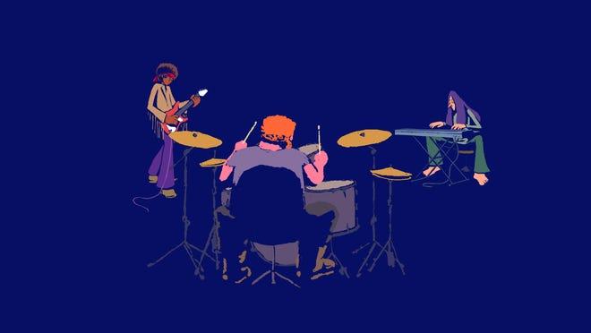 Les années 70 et la musique de Led Zeppelin, Pink Floyd et Jimi Hendrix ont inspiré ce nouveau jeu « A Musical Story », qui sortira en octobre 2021 sur PlayStation, Xbox, Nintendo Switch, PC et iOS.