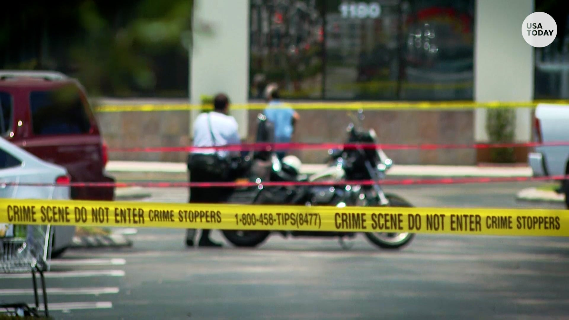 Woman, child shot dead after gunman opened fire in Florida Publix