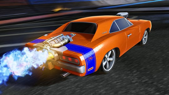 The video game Rocket League will get new and returning Fast & Furious content beginning June 17 including the Dodge Charger and a collection of new Fast & Furious themed items.