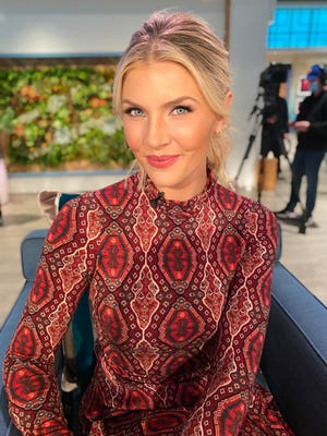 Amanda Kloots opened up about returning to the dating scene one year after her husband Nick Cordero died from COVID-19 complications.