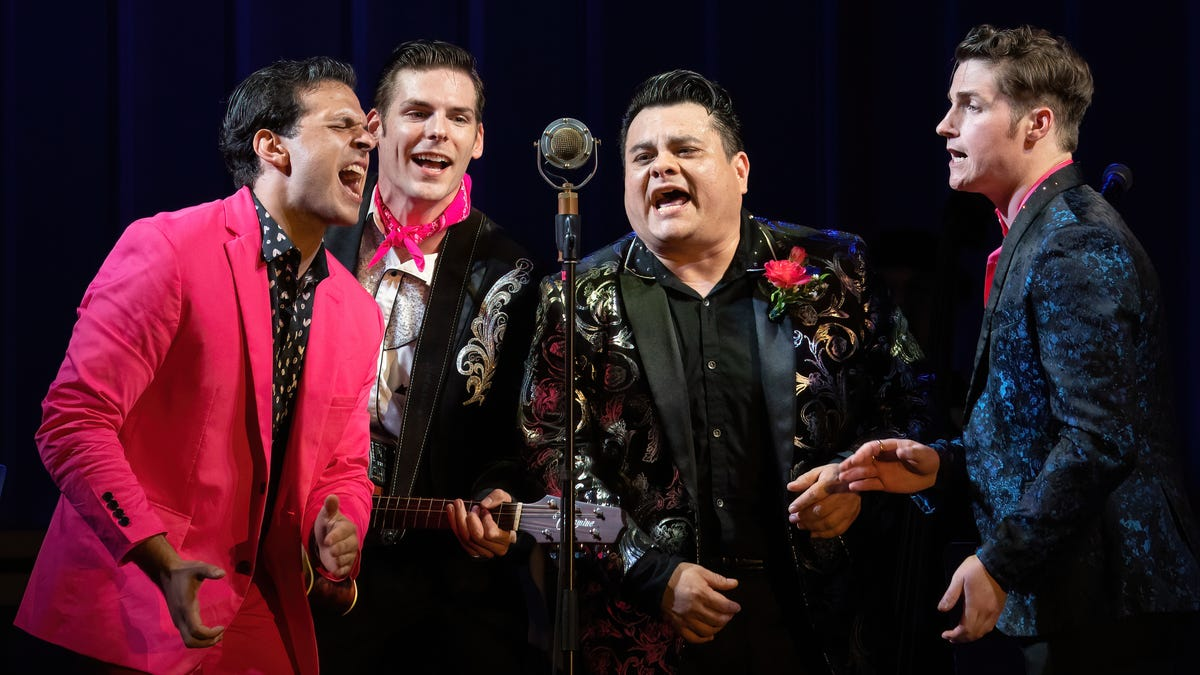 'Rockabilly Kings' show shook, rattled and rolled at Zach Theatre