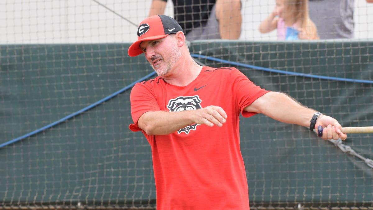 Georgia promotes associate coach Tony Baldwin to head coach of Bulldogs softball program