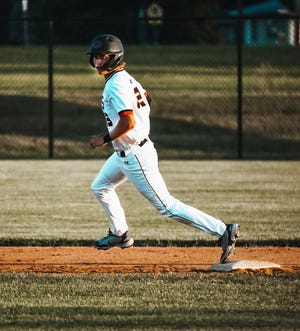 Spencer Clatt was 2-for-3 with three RBIs in Gilbert's 7-1 victory over Winterset Thursday at Gilbert.