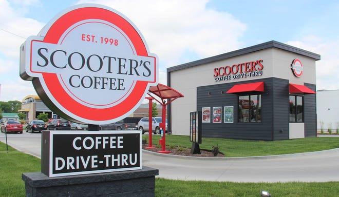 Scooter's Coffee on 2000 W Central Ave in El Dorado