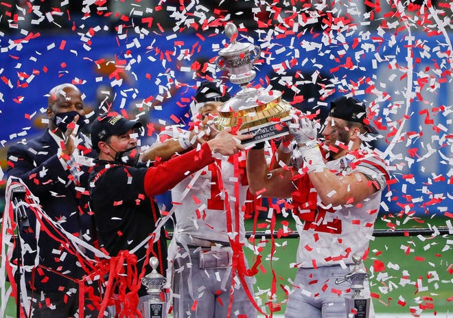 If a 12-team playoff had been in place since 2014, Ohio State would be the only school to qualify all seven seasons.