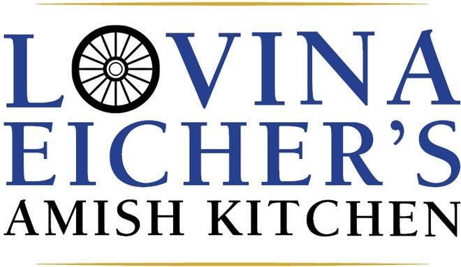 Lovina's Amish Kitchen logo.