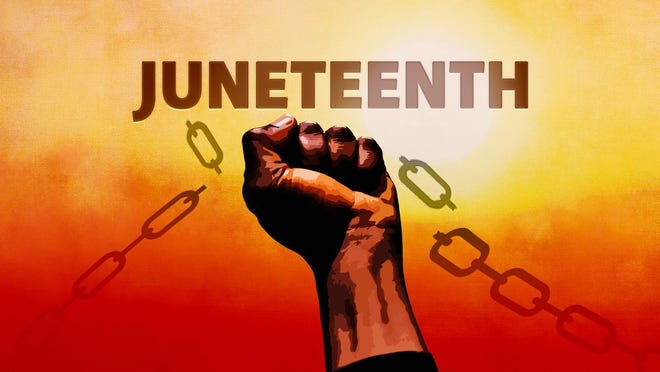 Juneteenth is recognized every year on June 19 as the official end of slavery in the U.S., dating back to June 19, 1865 when more than 250,000 slaves were freed from Texas and many other Southern states.