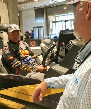 Texas fishing legend Clark Wendlandt is one of the pre-tournament favorites to win the 2021 Bassmaster Classic. He talked about his chances of winning at Thursday's Media Day in Fort Worth with Steve Bowman of B.A.S.S. The 51st Classic begins Friday on Lake Ray Roberts.