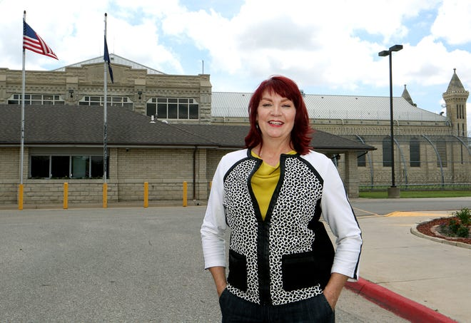 Misti Kroeker's career has changed through the years, going from a secretary in 1986 to recently being selected as a deputy warden at the Hutchinson Correctional Facility.