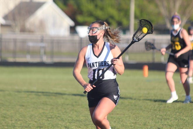 West Ottawa's Ella Spooner is the Sentinel's girls lacrosse player of the year
