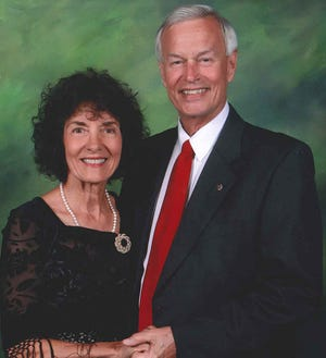 James Frank Wilson and his wife, Patricia Ann Wilson of Oak Ridge, received the 2020 Chancellor's Award for Excellence in Philanthropy.