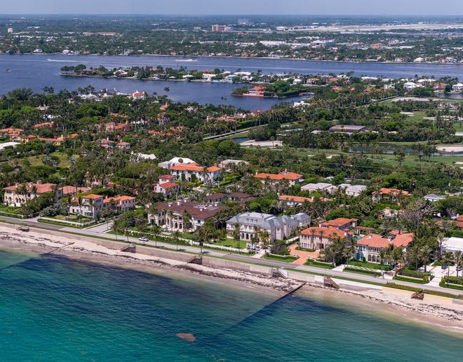 The business of buying and selling residential real estate is the island's largest industry.
