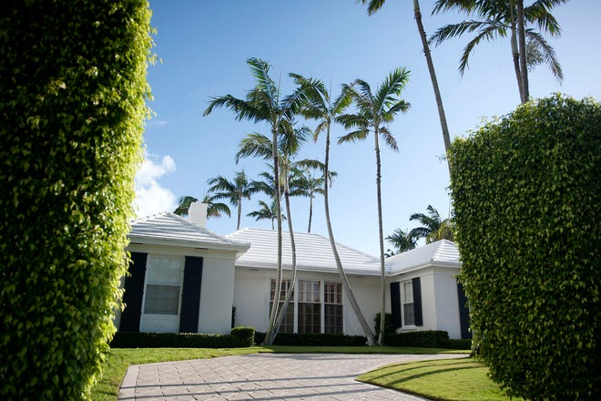 """Real estate agent Victoria """"Tori"""" Baker has sold the Bermuda-style house at 145 Clarendon Ave. in Palm Beach's Estate Section for a recorded $10.5 million in an off-market deal."""