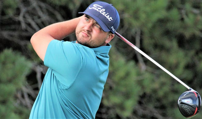 Defending Michigan Open winner Brett White will have the chance to defend his title beginning Monday at Grand Traverse Resort.