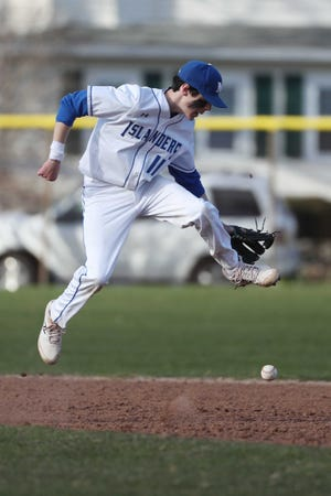 Middletown's Ryan Andrade.