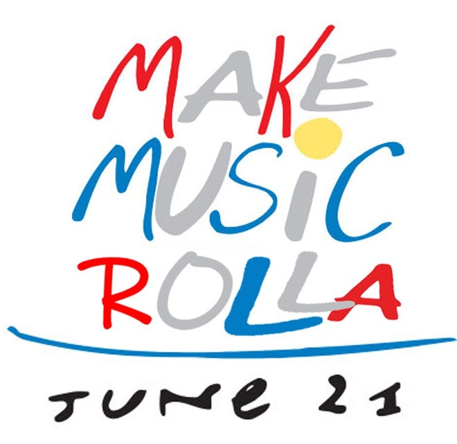 The Rolla Choral Arts Society is organizing Make Music Rolla day on Monday, June 21, at the Downtown Bandshell and Festival area in Rolla.