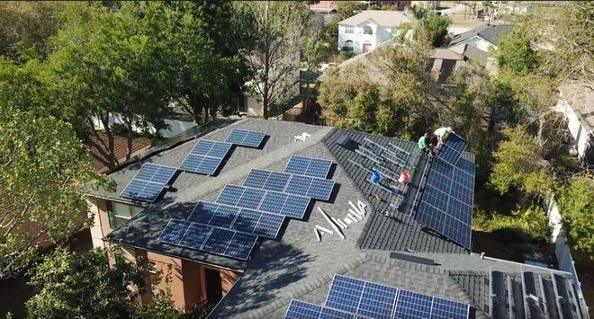 The Manasota Solar Co-op is funded by theGulf Coast Community Foundation. Partners include Sarasota County, Manatee County, the City of Sarasota, Sierra Club Manatee-Sarasota, theEconomic Development Corporation of Sarasota County and Florida Veterans for Common Sense.