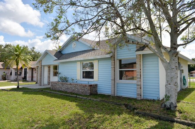 Realtor Barbara Smith of Fine Properties has listed this home at 4539 Ashberry Drive in Sarasota for $249,900. Few properties in the region are available at that price point.
