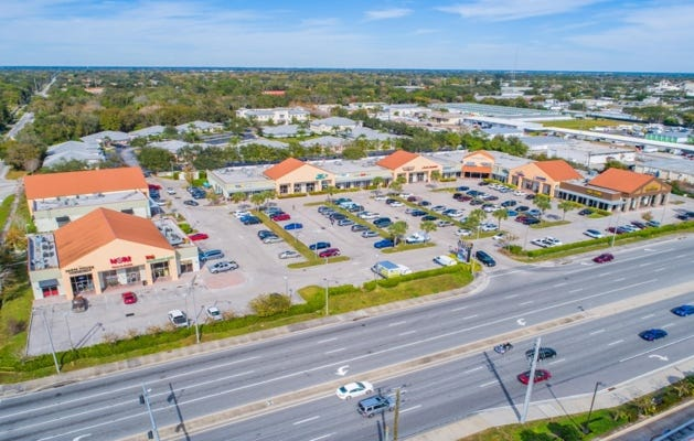 The Expo on Clark retail center in Sarasota has sold for $18 million.