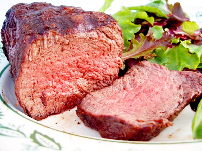 A tasty, tender steak is perfect for Father's Day.