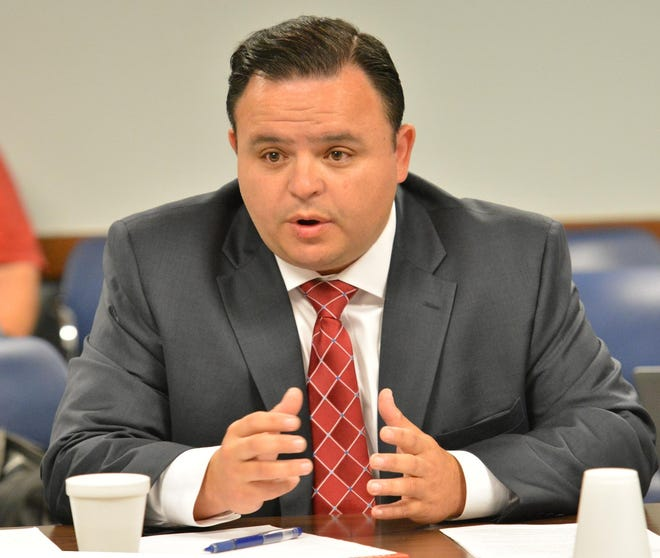 Alex Corrales, executive director of the Worcester Housing Authority
