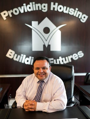 Alex Corrales, executive director of Worcester Housing Authority.