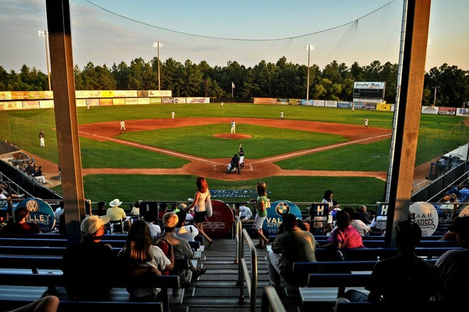 J.P. Riddle Stadium, which was the home ballpark of the Fayetteville SwampDogs and Cape Fear Crocs, will host a pair of high school state championship series in June.
