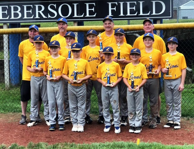 Williamsport Lions Club baseball team